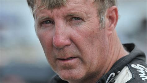 Sterling Marlin at Fairgrounds Speedway