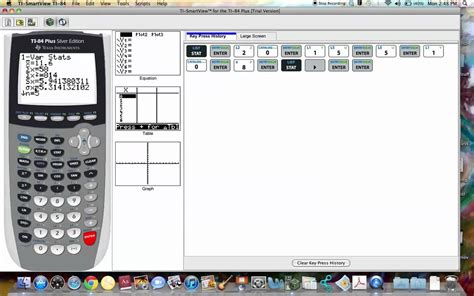 Standard Deviation and Variance using a TI-84 - YouTube