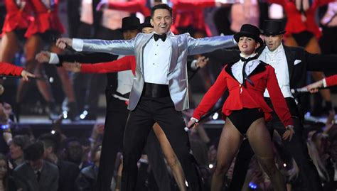Hugh Jackman's The Man, The Music, The Show is coming to