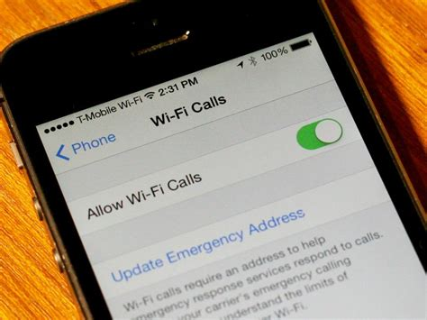 Why doesn't Wi-Fi calling work on the iPhone 5? | iMore