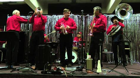 """""""ALEXANDER'S RAGTIME BAND"""": HIGH SIERRA JAZZ BAND at"""