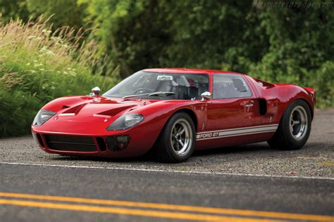 1966 Ford GT40 - Chassis GT40P/1057 - Ultimatecarpage