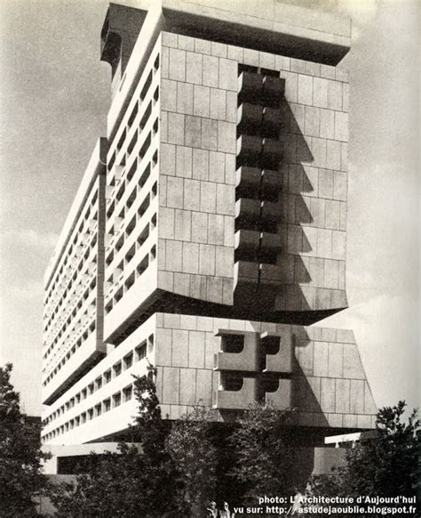 282 best images about 60s & 70s Architecture on Pinterest