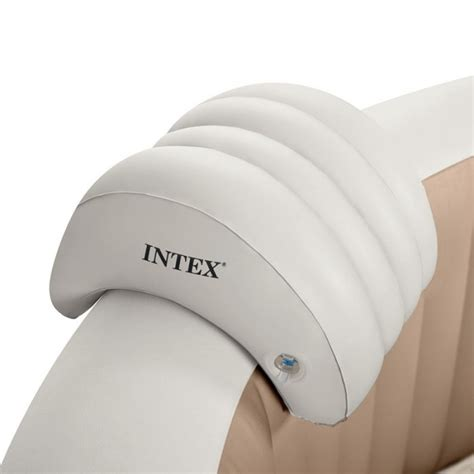 Appuie tete pure spa gonflable intex