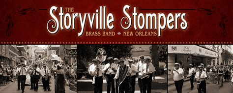 Storyville Stompers – New Orleans Brass Band