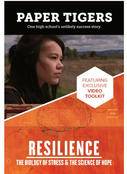 PAPER TIGERS & RESILIENCE Now Available to Purchase in a
