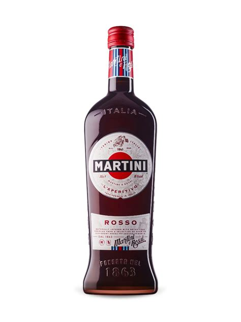 Vermouth Rouge Doux Martini & Rossi   LCBO