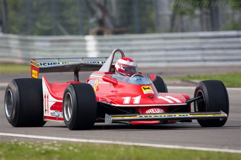 1979 Ferrari 312 T4 - Images, Specifications and Information