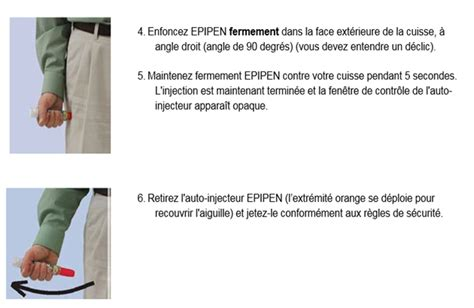 Notice patient - EPIPEN 0,15 mg/0,3 ml, solution