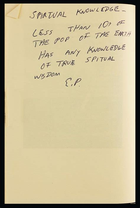 Lot Detail - Elvis Presley's Personally Owned, Initialed