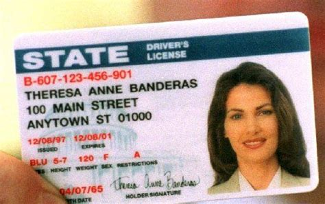 Don't let anyone copy your driver's license | Quigley | NJ