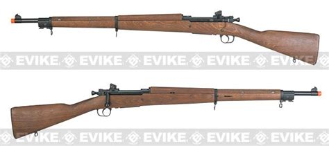 S&T Full Metal M1903A3 Spring Powered Bolt Action Rifle
