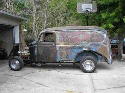 Find used 1946 chevy panel truck in Orlando, Florida
