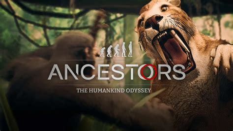 Ancestors: The Humankind Odyssey is Now Available on