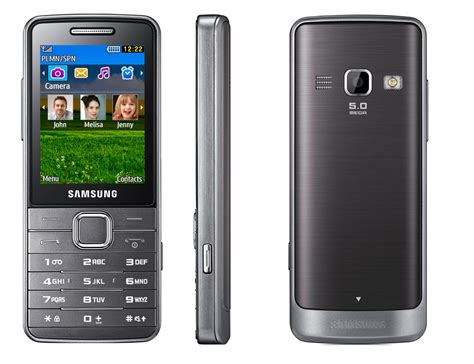 Samsung S5610 - Specs and Price - Phonegg