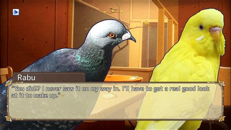 Hatoful Boyfriend: Holiday Star Review - Hey Poor Player