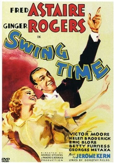 Film/Classic: Swing Time with Fred Astaire and Ginger Rogers