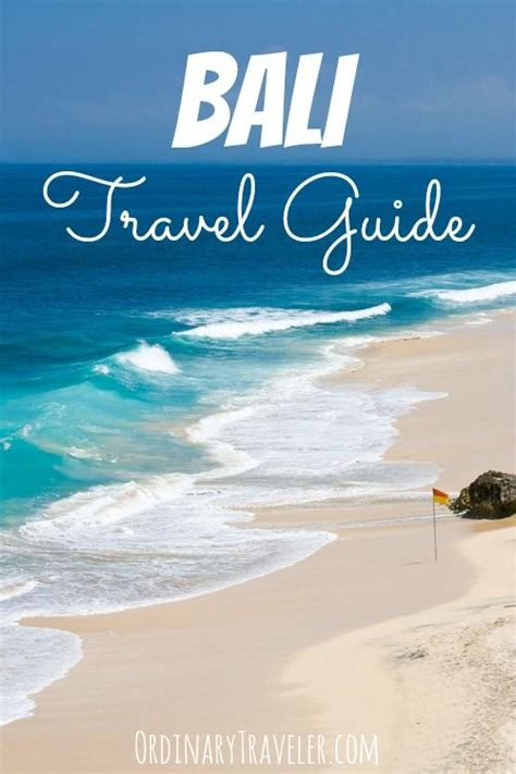 The Ultimate Bali Travel Guide | Cambodia, Tips and Travel