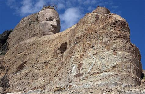 Mount Rushmore And Crazy Horse: Discovering The Spirit Of