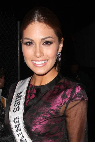 Lancôme Red Carpet Report: Miss Universe 2013 at The