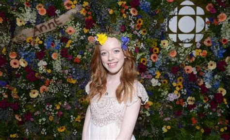 'Anne With an E' Actress Amybeth McNulty Has the Best