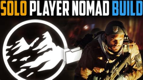 The Division   My Solo Player Nomad Build   Patch 1