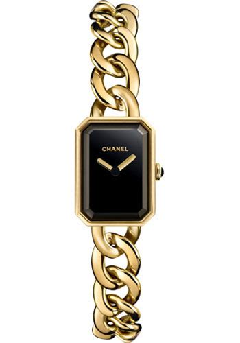Chanel Premiere Collection 16mm Yellow Gold Watches