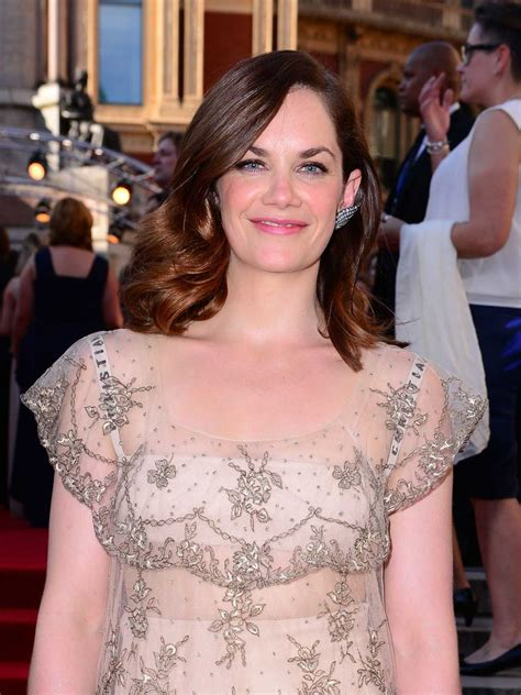 Ruth Wilson at the Olivier Awards in London 04/09/2017