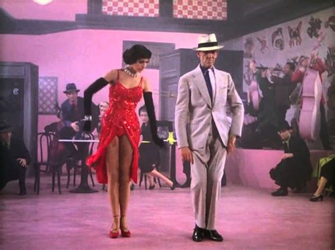 """""""Girl Hunt Ballet"""" — Fred Astaire and Cyd Charisse, 1953"""