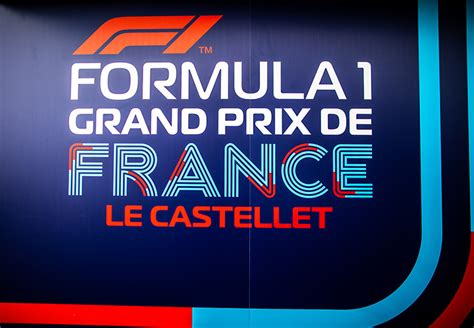 Official Hospitality Formula 1 French Grand Prix, Paul