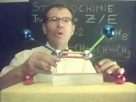 Vidéo 2-9 EEC-Chimie-organique-Stereoisomerie-Equilibre