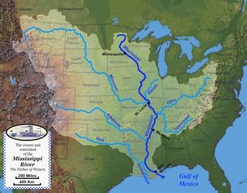 Longest River By Continent - InfopediaPk - All Facts in