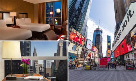 Millennium Broadway New York Times Square hotel review