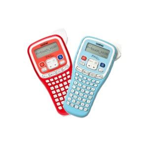 SOLDE Etiqueteuse scolaire personnelle Brother ptouch100